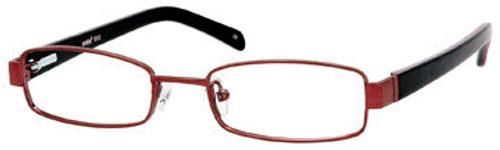 Seventeen Designer Eyeglasses 5312 in Burgundy :: Custom Left & Right Lens