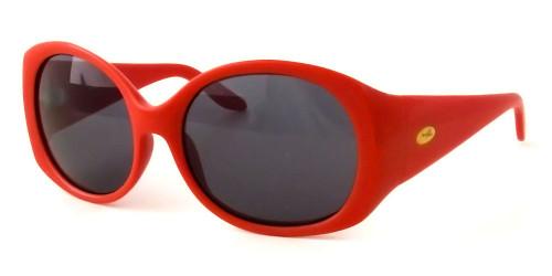 Joan Collins JC9991 Designer Sunglasses in Red