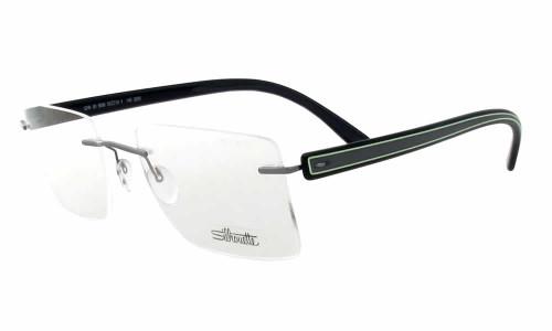 Silhouette Designer Eyeglasses Modern Shades 5250-6056-5246 :: Custom Left & Right