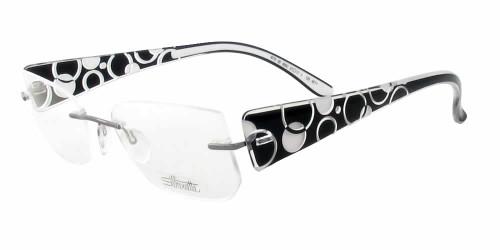 Silhouette Designer Eyeglasses Studio Collection 4211-6052-4210 :: Custom Left & Right