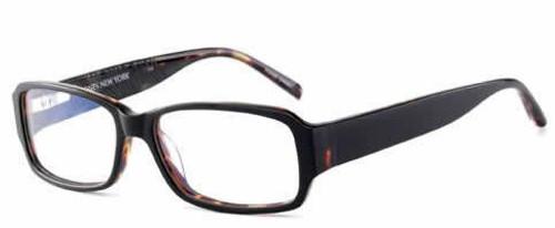 Jones New York Designer Reading Glasses J731 Black-Tortoise