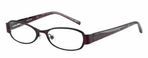 Jones New York Designer Eyeglasses J120 Purple :: Custom Left & Right Lens