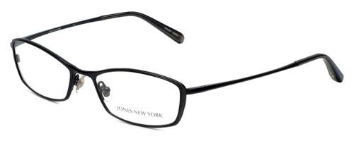 Jones New York Designer Eyeglasses J440 Black :: Custom Left & Right Lens