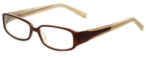 Calabria Designer Eyeglasses 848 Beige :: Progressive