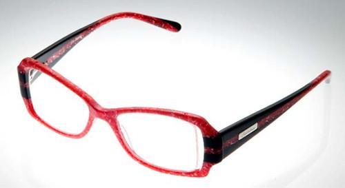 Calabria Designer Eyeglasses 816 Ruby :: Rx Bi-Focal