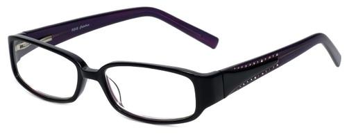 Calabria Designer Eyeglasses 848 Purple :: Rx Bi-Focal