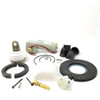 MAJOR VACUUM J PUMP AND TOILET REBUILD KIT 24 VOLT, WHITE CARTRIDGE (KRJ024)