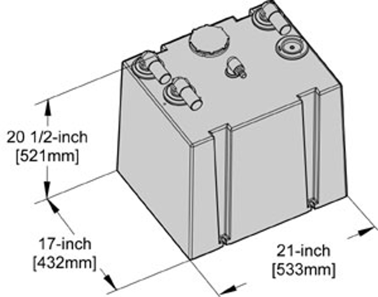 HD TANK 25 HRZ-BASIC