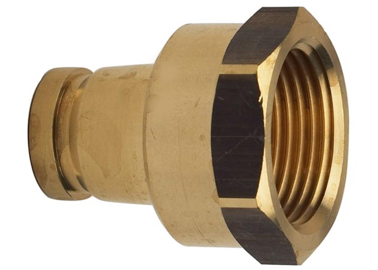"""4610 25/32mmx1"""" Adaptor female module(762101280) (762101280)"""
