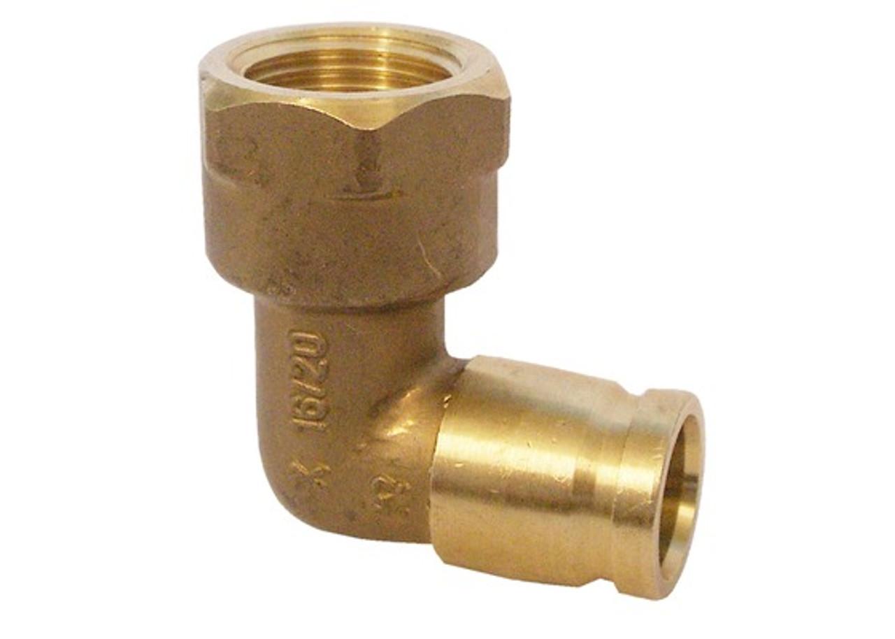 """4630 25/32mmx3/4"""" Adaptor elbow female thread-module(762101288) (762101288)"""