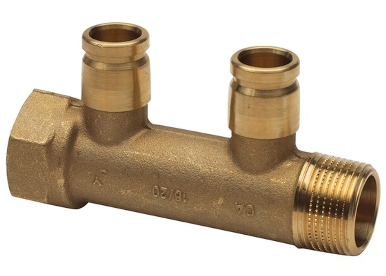 4550 16/20mm Manifold module double (762101294) (762101294)