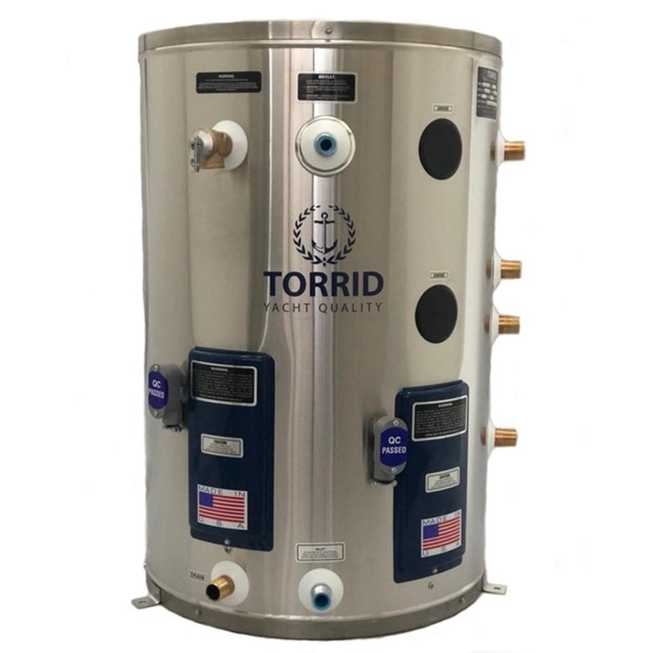 MVS 40 IX Marine Water Heater 120V 1500W