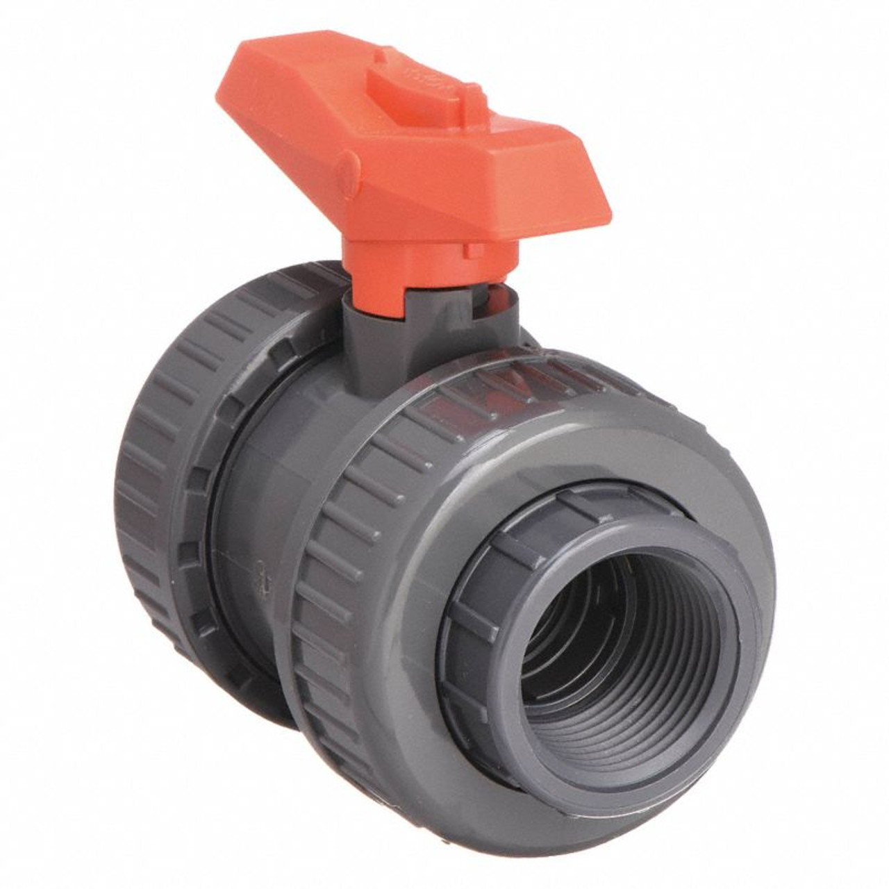 "2"" - 375 Ball Valve Socket/Threaded NPT PVC/EPDM (161375007)"