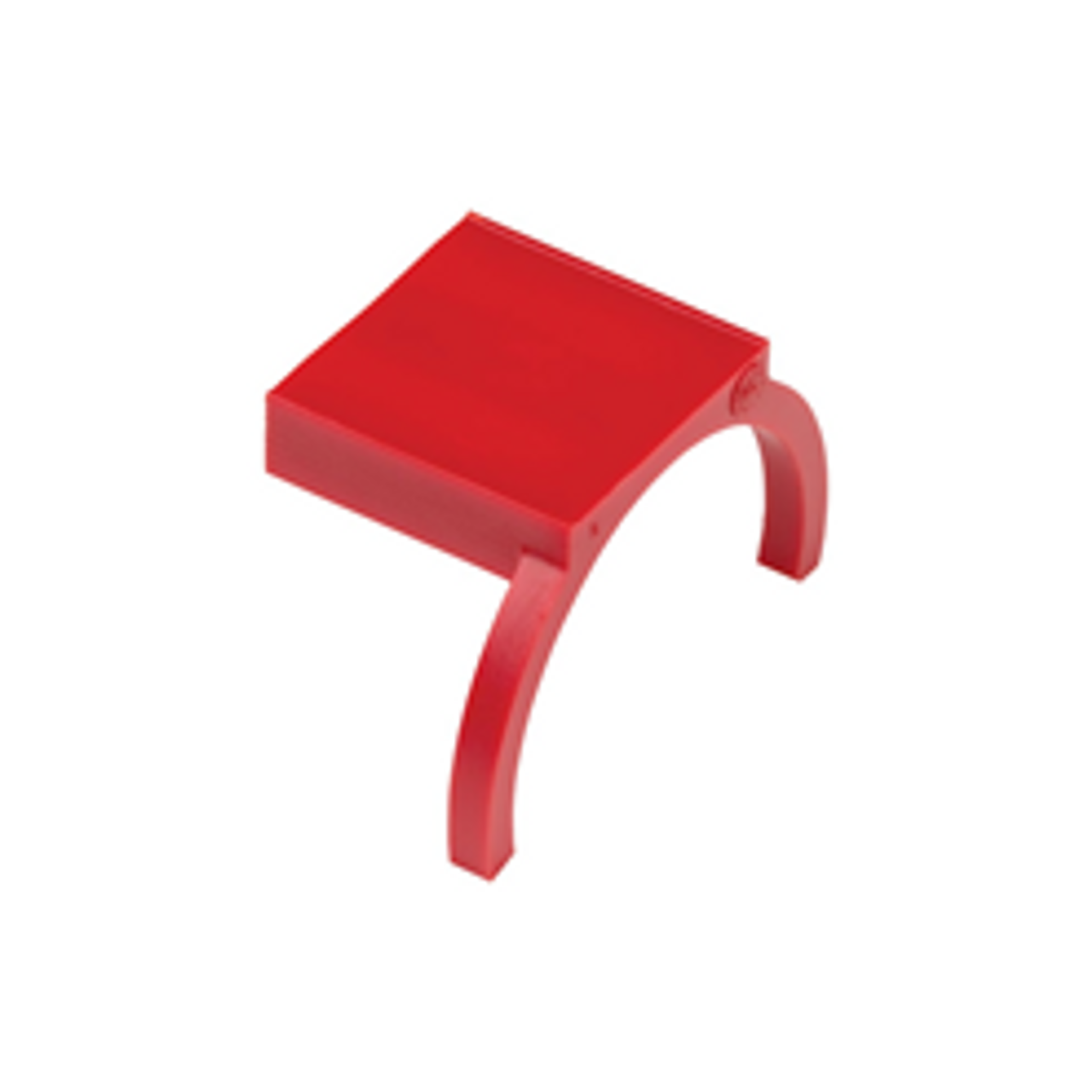 Manifold Red Label Plate -3586-18
