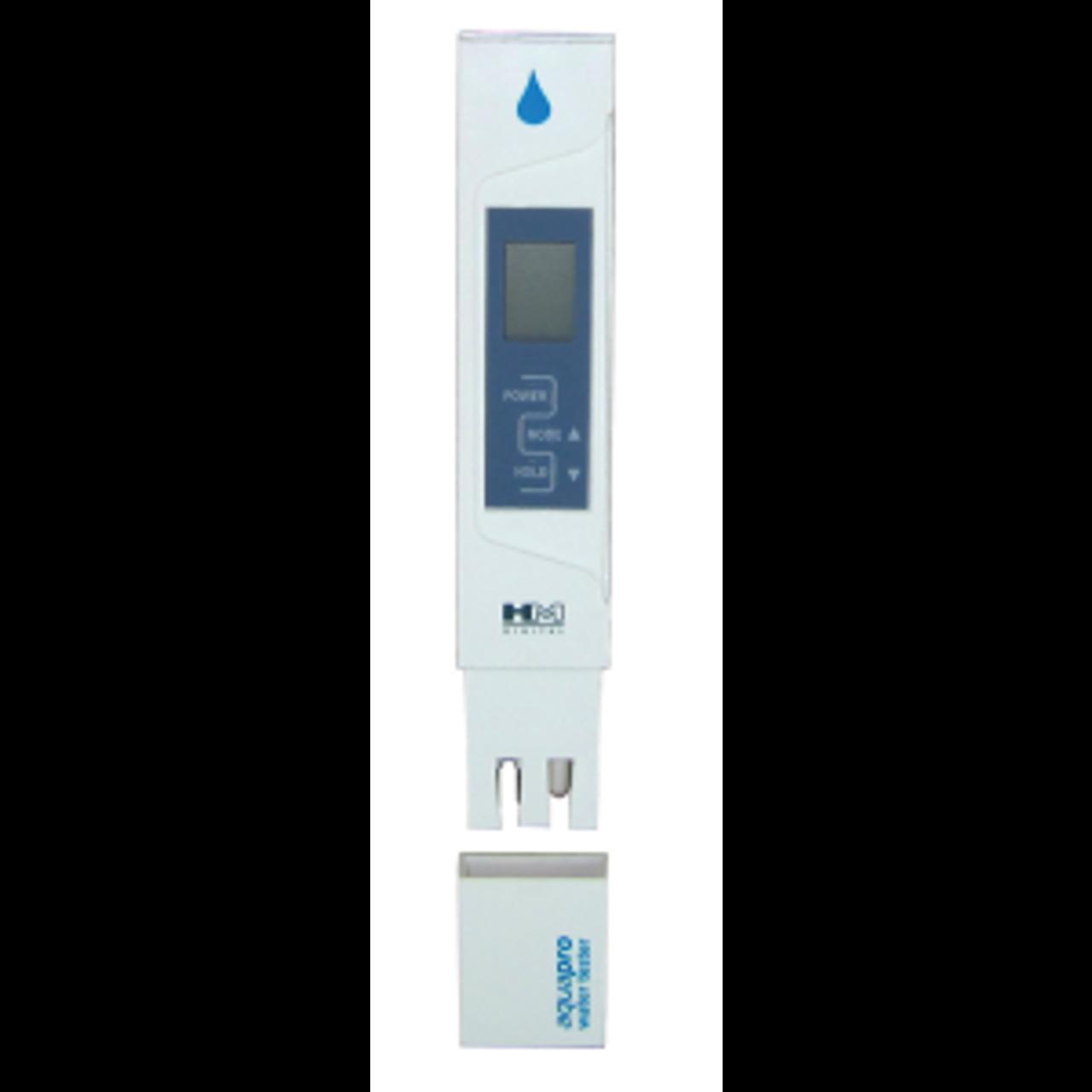 TDS Meter, Pen Type-5000 Scale, Water Resistant, Magnetic 50-0266