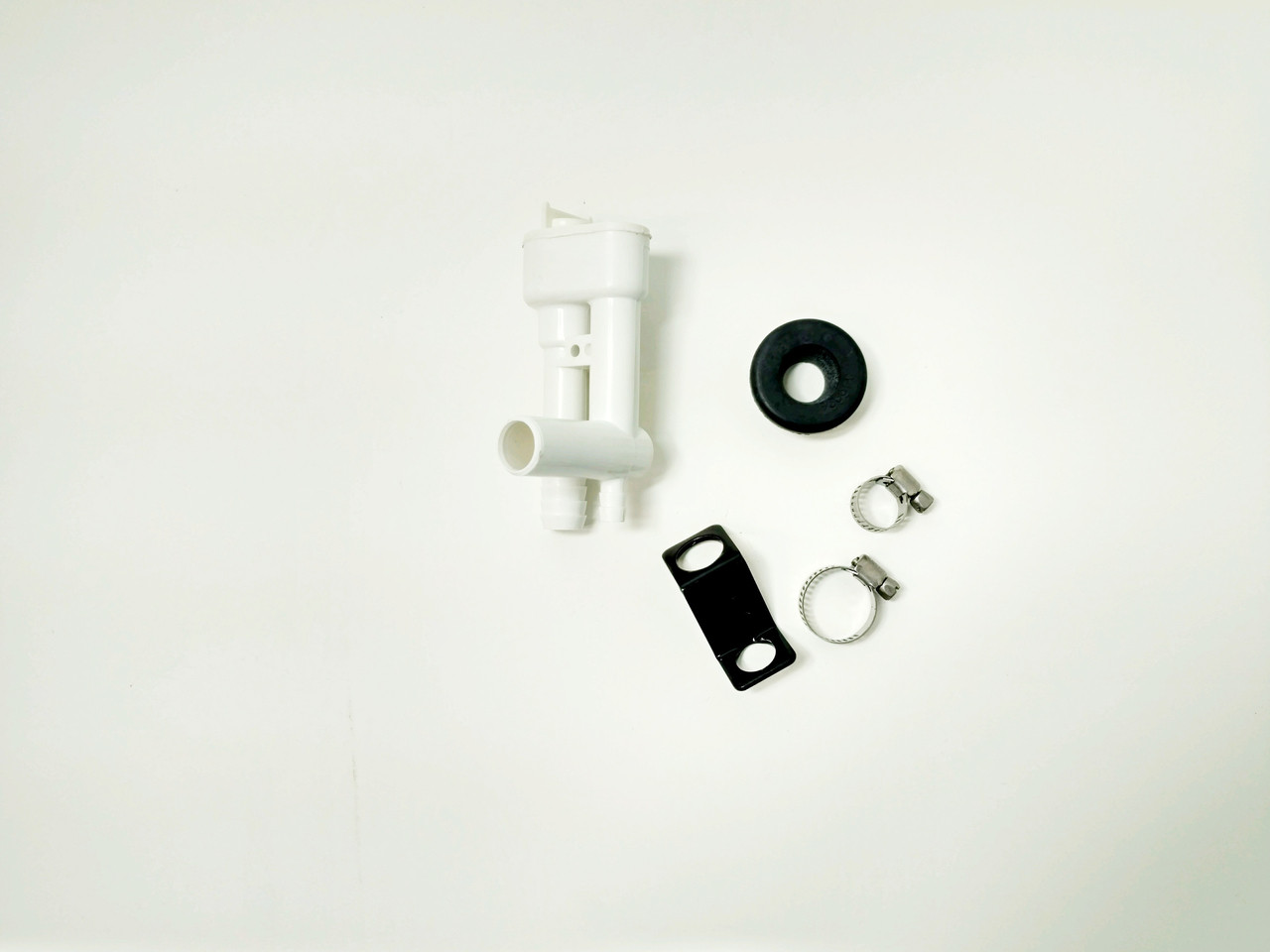 This vacuum breaker will fit all foot operated toilets with a hand spray.( hand spray not included) WILL NOT FIT THE OLDER 500 SERIES