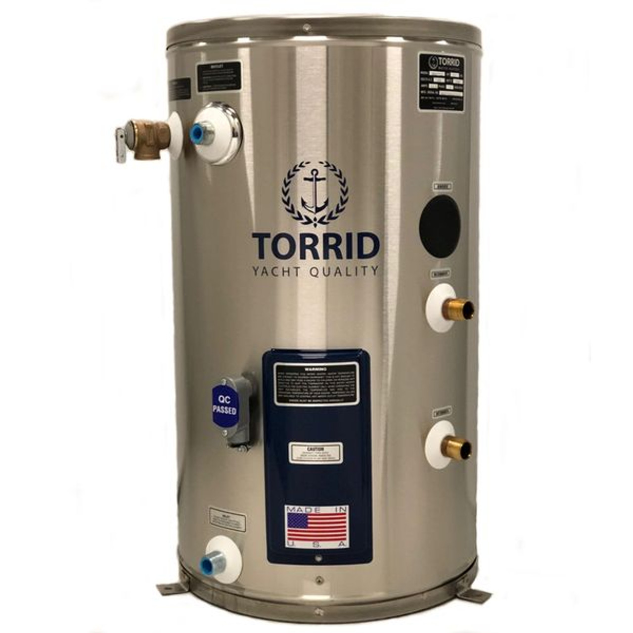 MVS 17 IX Marine Water Heater 240V 3000W