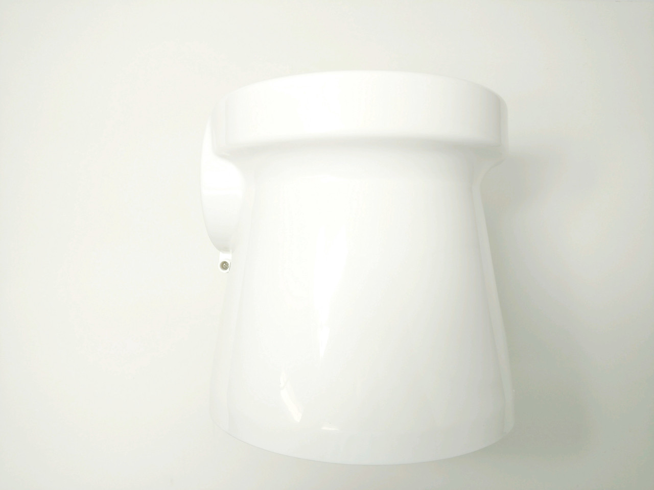 TALL BASE COVER IN WHITE