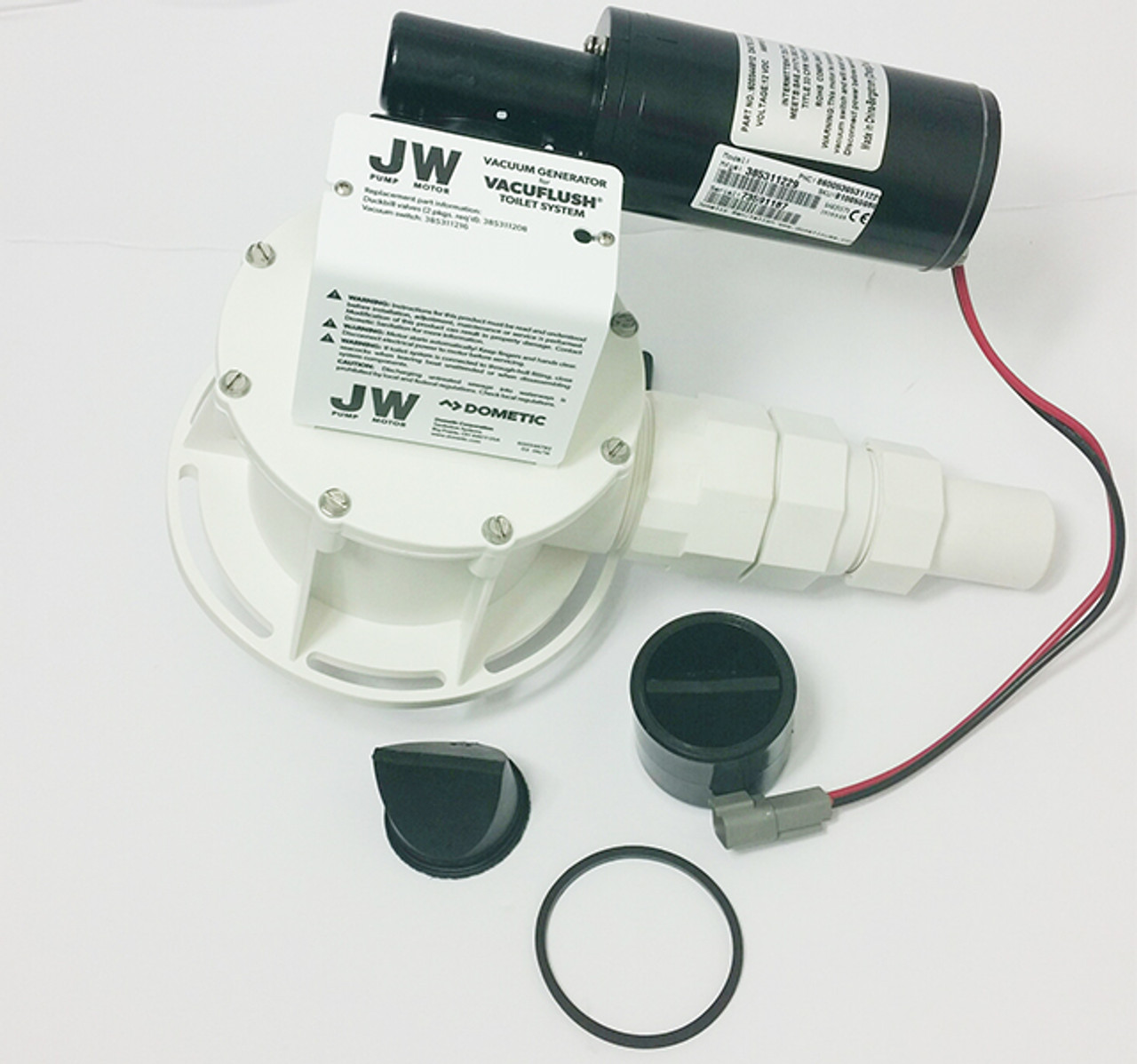 KIT, JW12 PUMP REPLACEMENT * This product may not be available in all areas. Please call for more information.