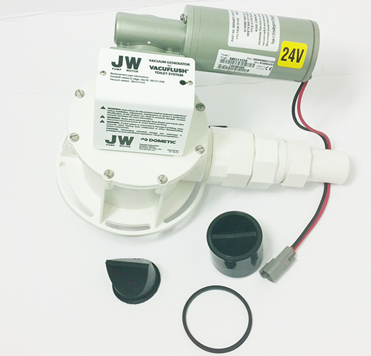 KIT, JW24 PUMP REPLACEMENT * This product may not be available in all areas. Please call for more information.