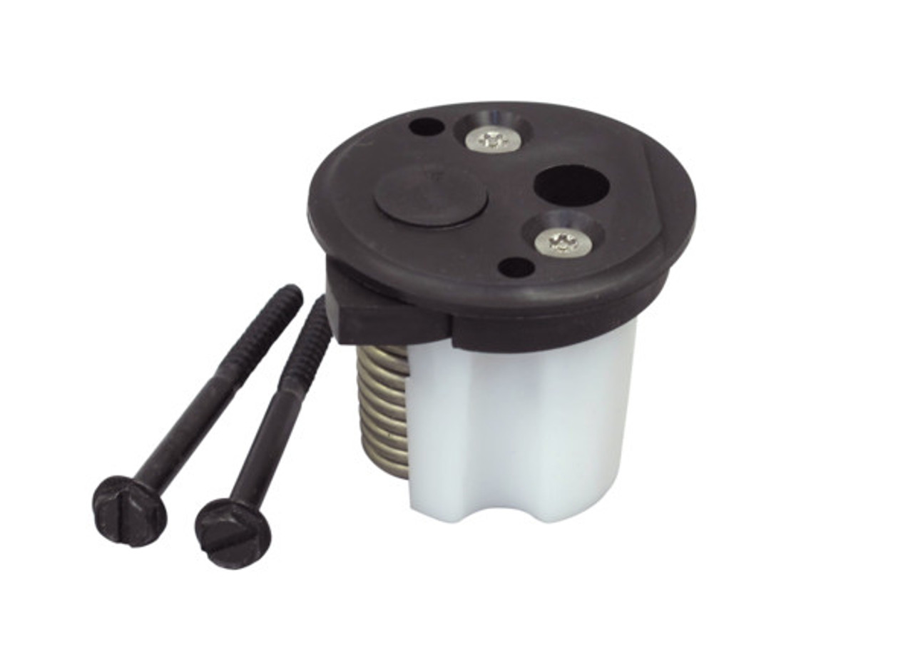 Fits foot operated toilets that use the all plastic flush pedal.