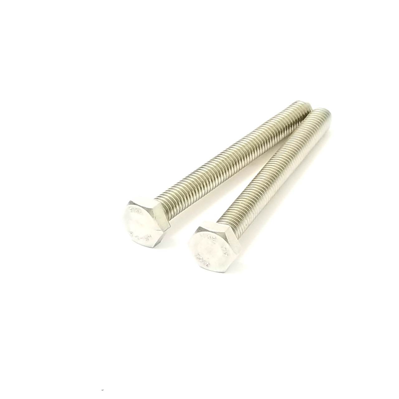 HHB1316 Hex head bolt M6x30 316 Stainless