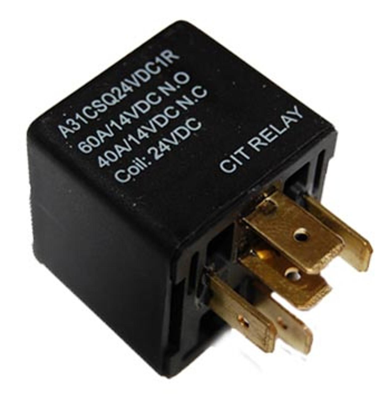 KIT, 24VDC RELAY 311580