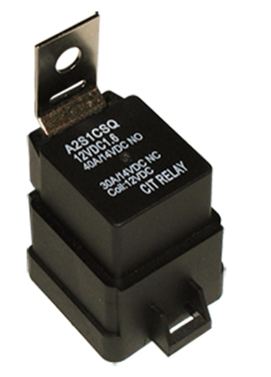 KIT, RELAY/BRACKET-12VDC 310842