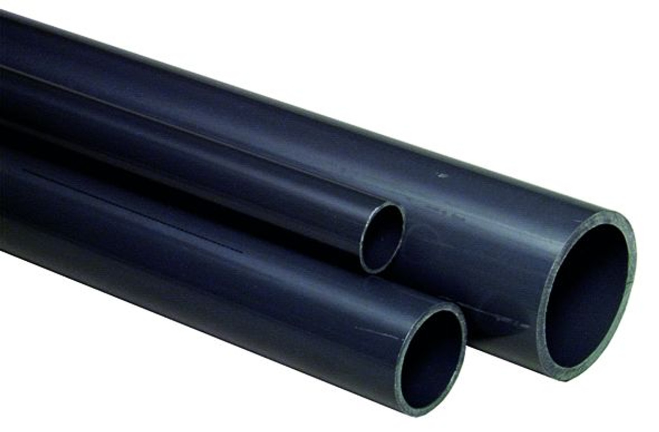 +GF+ | Pipe PVC-U Series S6.3 PN16  40mm x 3.0mm (161017109)