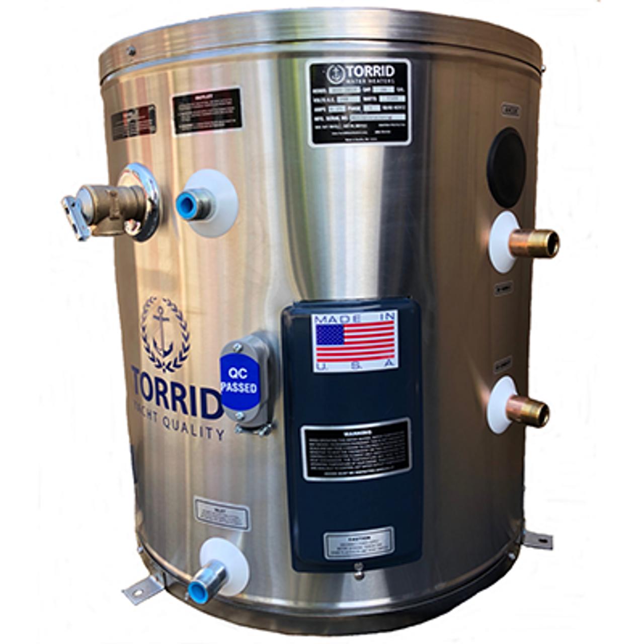 MVS 20 IX Marine Water Heater 240V 1500W