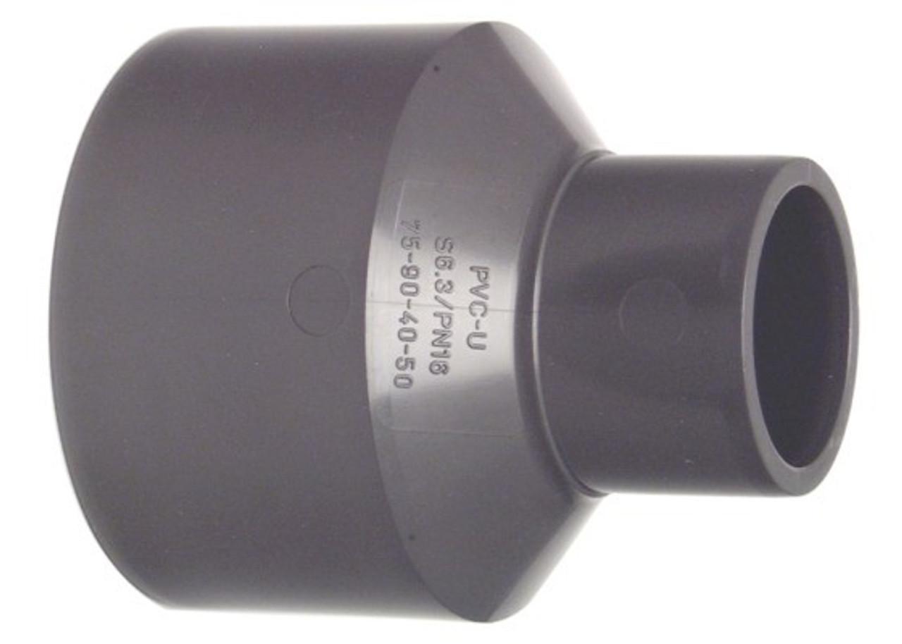 +GF+ | PRO-FIT Reducing Bushes PVC-U PN16 40+50-20+25   (721910918)