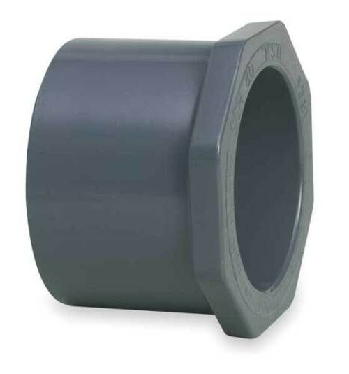 "+GF+ | 1-1/2"" x 1"" Reducer Bushing Flush Style"