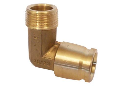 """4620 25/32mmx1"""" Adaptor elbow male thread-module(762101286) (762101286)"""