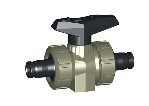 Ball Valve with iFIT Ends (167547812) (167547812)