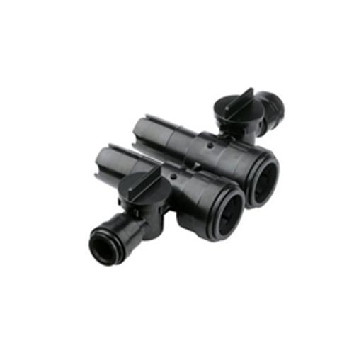 "Dual Stem Body 1""CTS x 15mm -1184-1815"