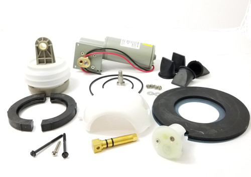 MAJOR VACUUM PUMP AND TOILET REBUILD KIT 24 VOLT, WHITE CARTRIDGE (KRS024)