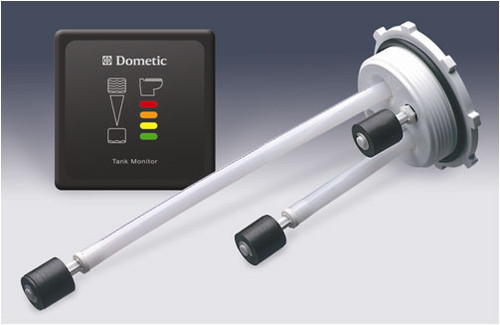"DOMETIC TANK LEVEL MONITOR SYSTEM (DTM) 604003  VENTED 45"" 604003"