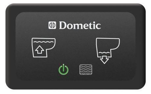 DOMETIC TOUCHPAD FLH SWT-BLK 600022