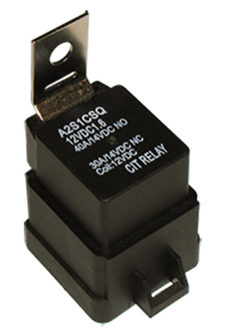 KIT, RELAY/BRACKET-12VDC 310842