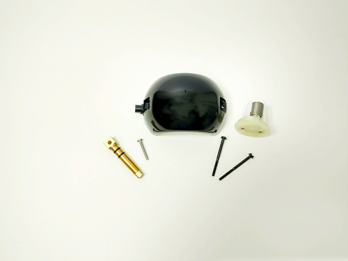 KIT, BALL/SHAFT/CART-EBONY 310177