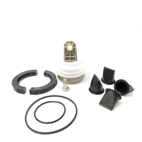 S Series Vacuum Pump Rebuild Kit With Clamps- KS000BC