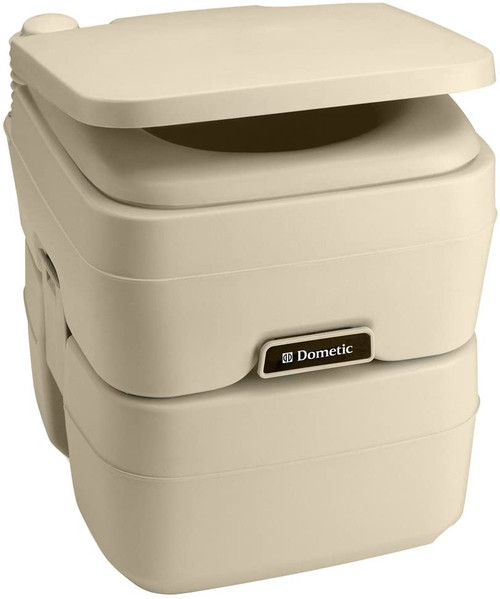 TOILET, PORTABLE 965 PARCHMENT 096502