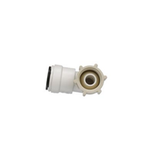 "½"" CTS x ½"" NPS female swivel elbow 3520-1008"