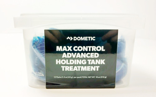MAX CONTROL ADVANCED. HOLDING TANK TREATMENT 711001