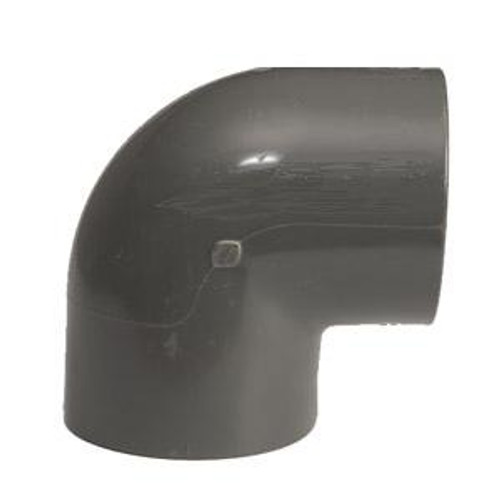 +GF+ | Elbow 90 PVC-U  63mm (721100111)