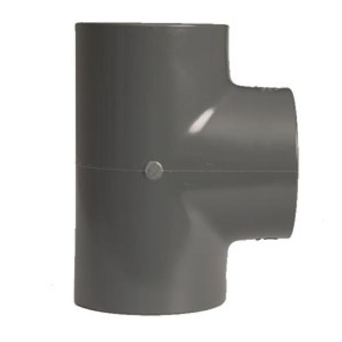 +GF+ | Tee 90 Equal PVC-U 50mm (721200110)