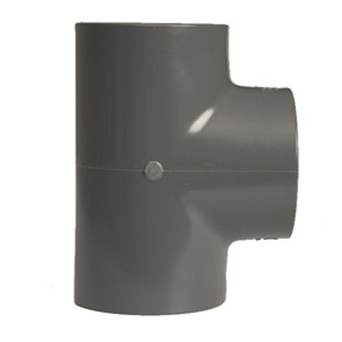 +GF+ | Tee 90 Equal PVC-U 63mm (721200111)