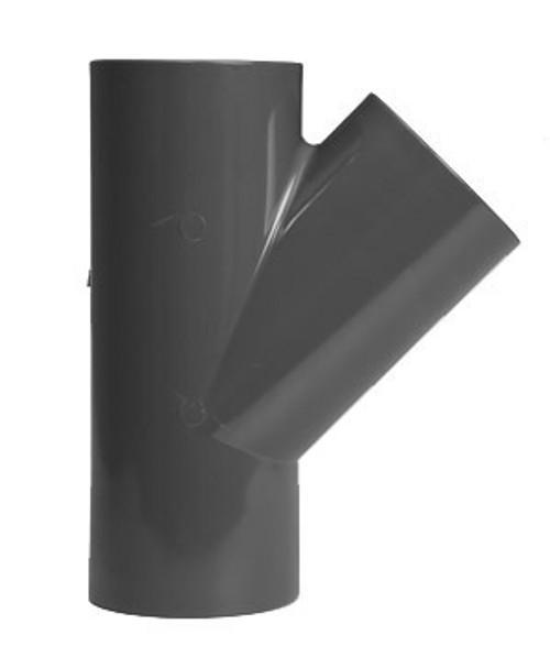 +GF+ | Wye 45 PVC-U 63mm (721250111)