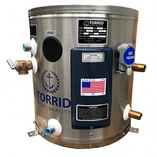 MVS 10 IX Marine Water Heater 120V 1500W
