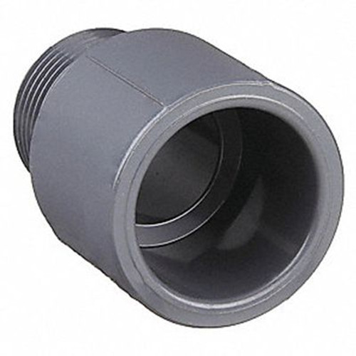 "+GF+ | 1-1/4"" Male Adapter (SxMPT)  [836-012]"